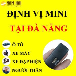 Định vị ô tô tại Đà Nẵng