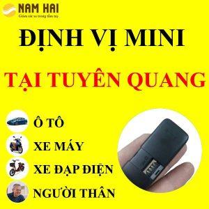Định vị ô tô tại Tuyên Quang