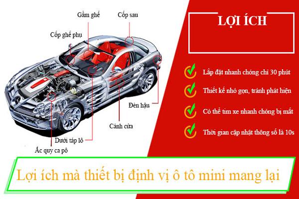 Định vị ô tô là gì