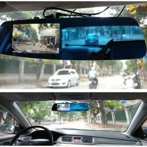 Camera hành trình trên gương G8